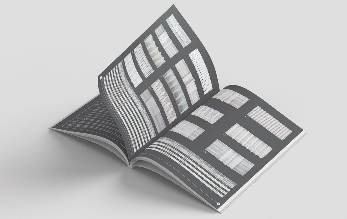 Anteks Katalog Tasarım Referansı