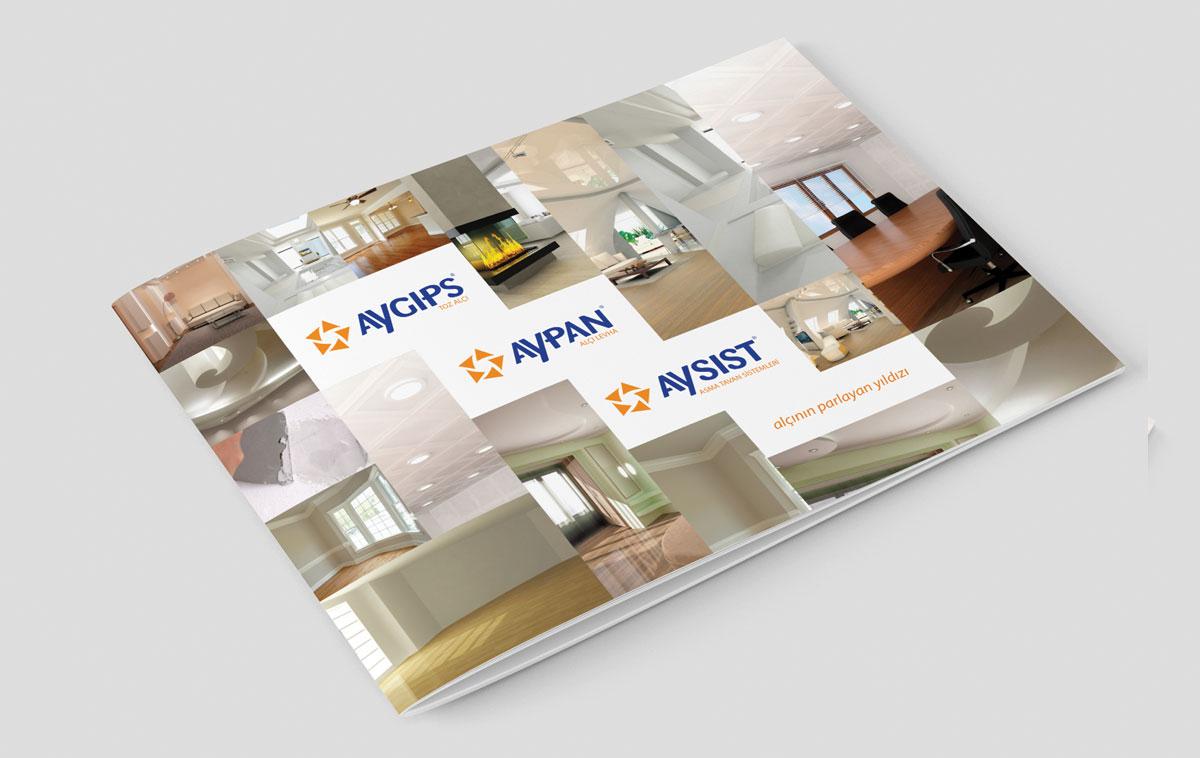 Aypan katalog Tasarımı