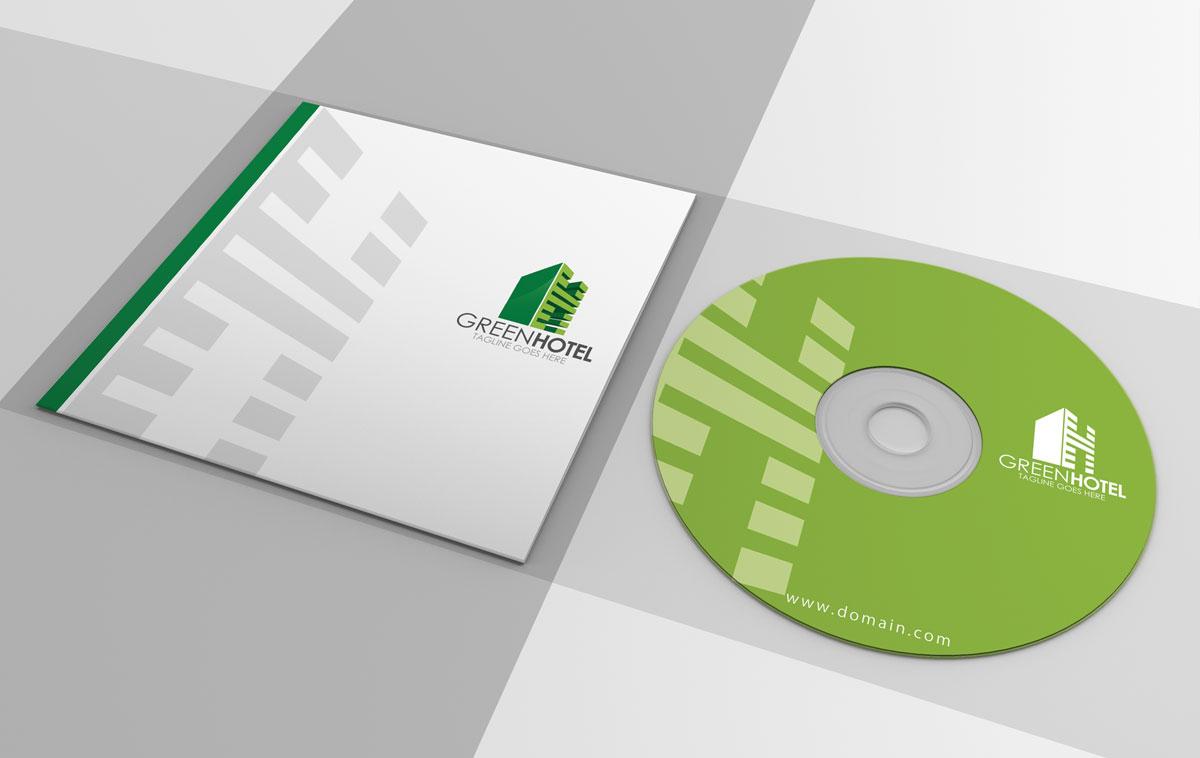 Green Hotel İnteraktif CD Tasarımı