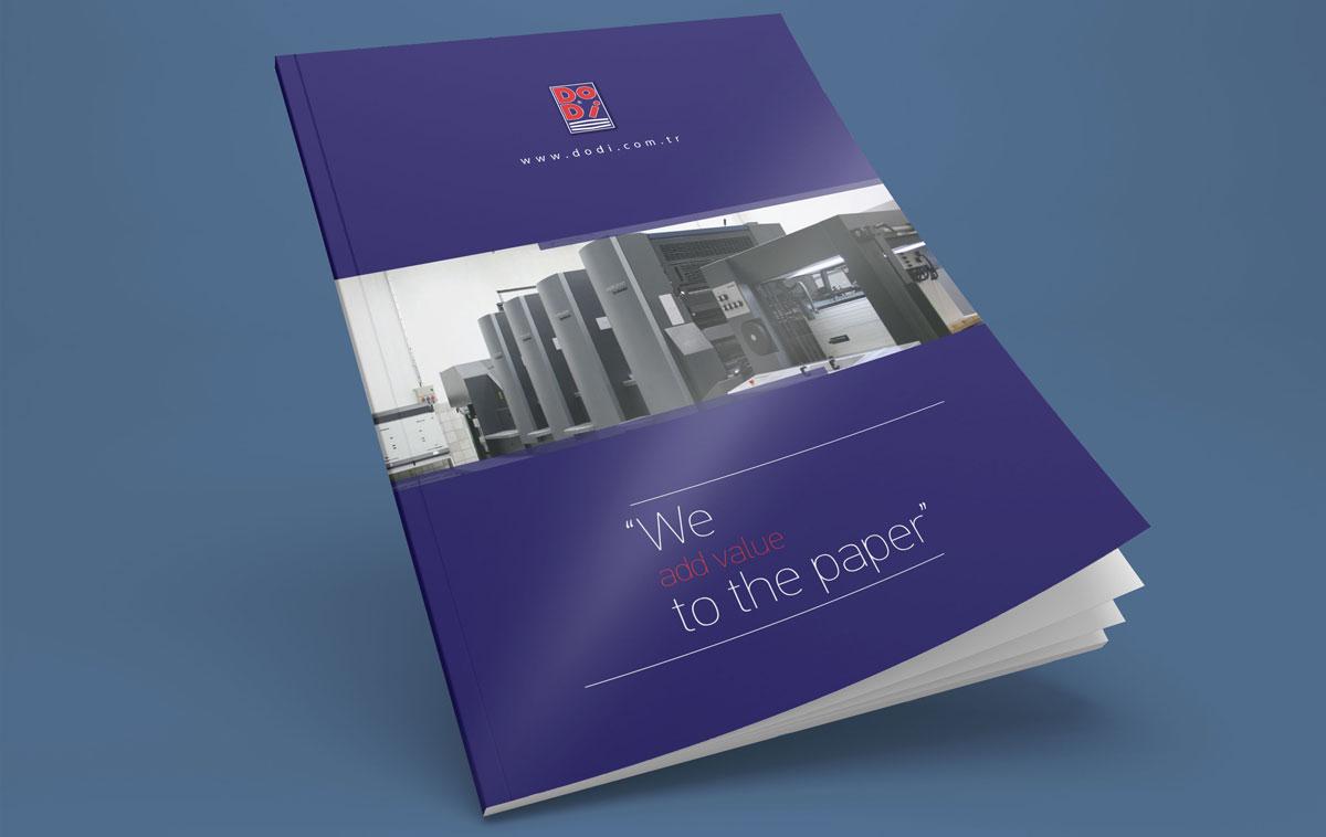 Dodi Ankara Katalog Tasarımı