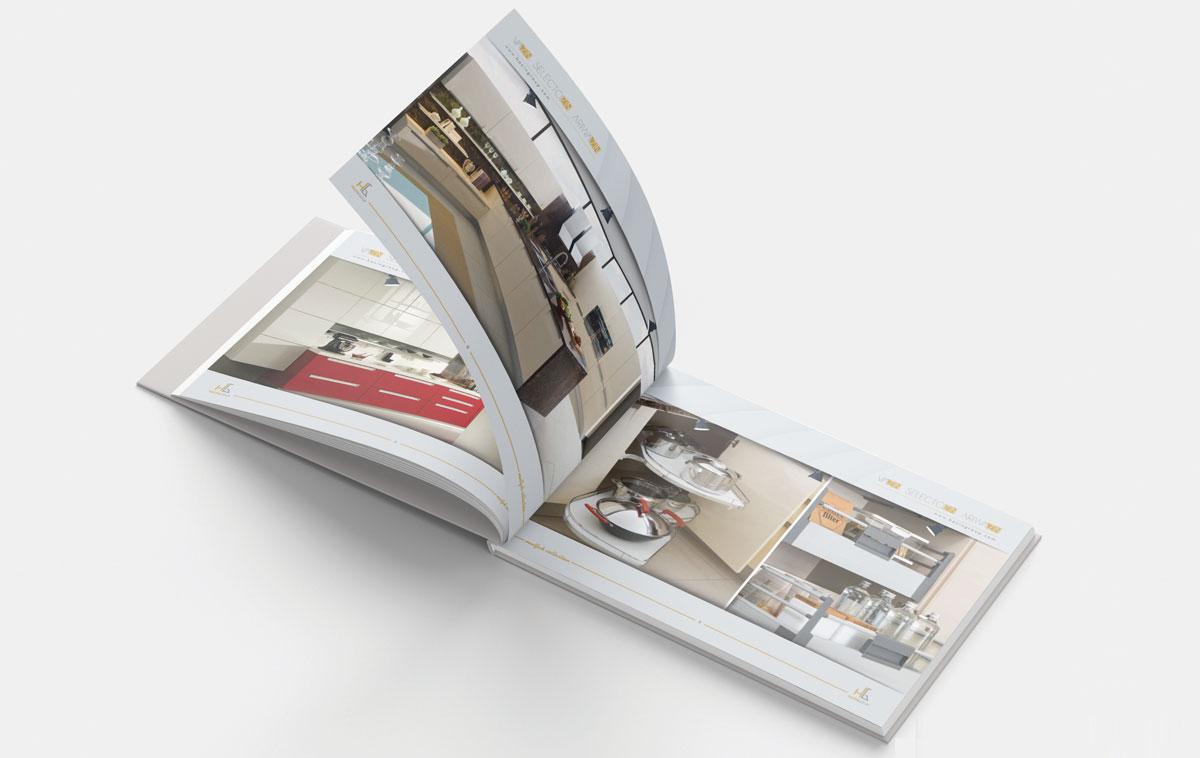 Hazin Group Ankara Katalog Tasarım Referans